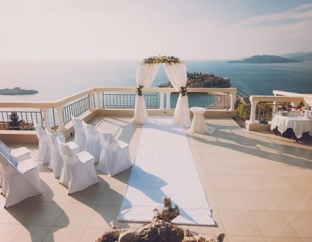Wedding Villas in Montenegro