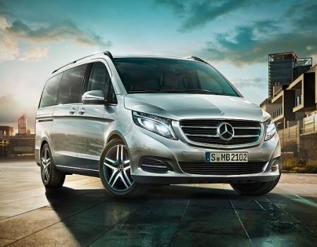 Mercedes Benz Vans – Minivans