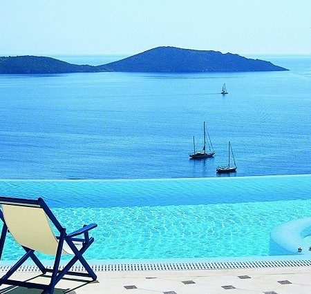 Luxury Villas in Greece