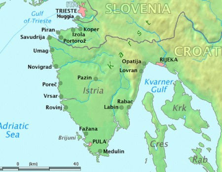 Investment in Istria